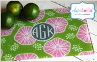 Monogrammed Cutting Boards - 2 Sizes Available