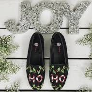 Needlepoint Shoes Christmas Loafer