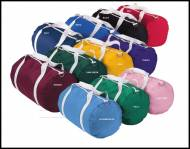 Light-weight Personalized Nylon Sports Duffel 18 By 10 Inches - Discount For Team Orders