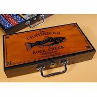 Cabin Series Poker Set