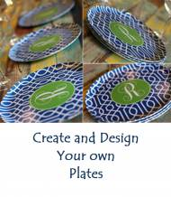 Design Your Own Dinner Plate