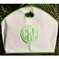 Queen Bea GG Bag In Lime