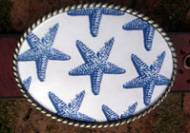 Discontinued - Loopty Loo Starfish Belt Buckle