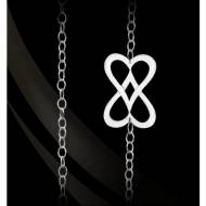"Infinite Love 36"" Convertible Chain"