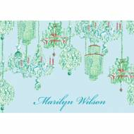 Lilly Pulitzer Foldover Note Swingers