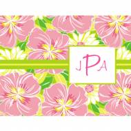 Lilly Pulitzer Foldover Note Havana Good Time