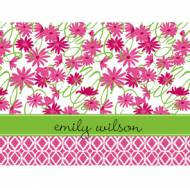 Lilly Pulitzer Foldover Note Daisy Lilly