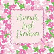 Lilly Pulitzer Personalized Stickers Dazed & Confused