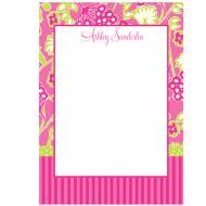 Lilly Pulitzer Personalized Correspondence Cards Bloomers