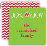 Joyful Enclosure Cards With Envelopes