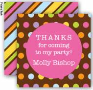 Molly's Dots Enclosure Cards With Envelopes
