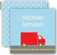 Trucking Enclosure Cards With Envelopes