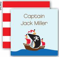 Ahoy Mates Enclosure Cards With Envelopes