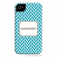 Stella Turquoise Cell Phone Case