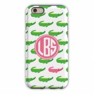 Alligator Repeat Cell Phone Case
