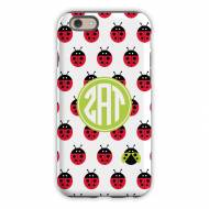 Ladybugs Repeat Cell Phone Case