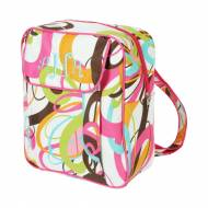 Discontinued - Monogrammed Multi Color Swirl Small Backpack