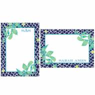 Lilly Pulitzer Personalized Fallin In Love Correspondence Card