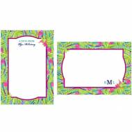 Lilly Pulitzer Personalized Correspondence Card Nice To See You