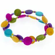 Discontinued - Multicolored Stretch Bracelet