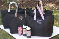 Best Graduation Gift - Beach Tote Or Brides Maid Gift