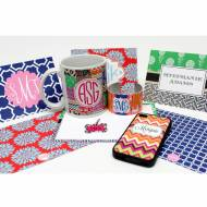 Incredibly Charming Monogrammed Items
