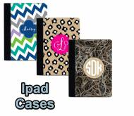 Monogrammed Ipad Folio Case
