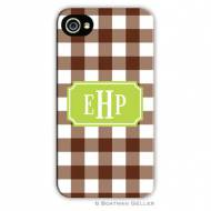 Classic Check Cell Phone Case