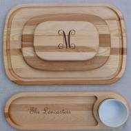 Carved Solutions Wood Cutting Boards