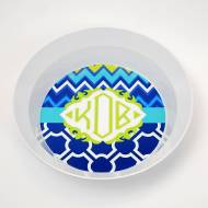 Personalized Melamine Bowl