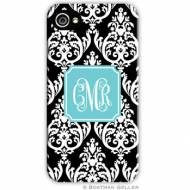 Madison Damask Cell Phone Case