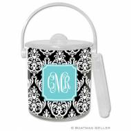 Madison Damask Ice Bucket