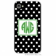 Polka Dot Cell Phone Case