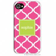 Ann Tile Cell Phone Case
