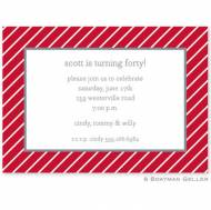 Kent Stripe Invitation