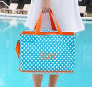 Monogrammed Soft Side Aqua Cooler