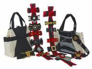 Bags With Interchangeable Bows