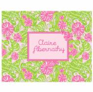 Lilly Pulitzer Chum Bucket Foldover Note