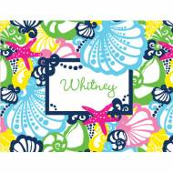 Lilly Pulitzer Chiquita Bonita Foldover Notes