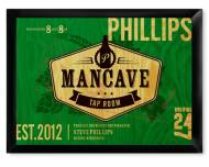 Personalized Tap Room Mancave Pub Sign
