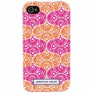 Jonathan Adler Circle Ornaments IPhone 4 Case
