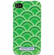 Jonathan Adler Scales Green IPhone 4 Case