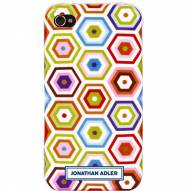 Jonathan Adler Honeycomb IPhone 4 Case