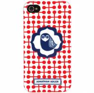 Jonathan Adler Owl IPhone 4 Case