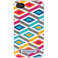 Jonathan Adler Stepped Diamond IPhone 4 Case