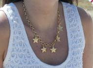 Dancing Starfish Necklace