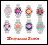 Monogrammed Watches Are The Perfect Arm Candy