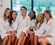 Monogrammed Kimono Robe Best Bridesmaid Gift!
