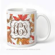 Thanksgiving Coffee Mug In 4 Different Designs
