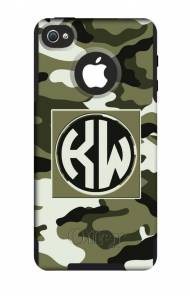 Customized Camouflage OtterBox Commuter Case For IPhone And Galaxy
